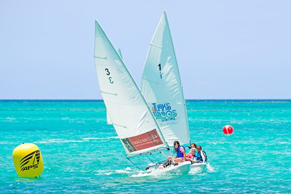 21st Annual Fools Regatta in Turks and Caicos