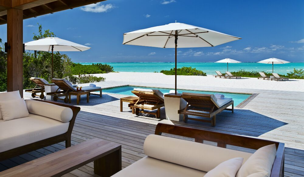 parrot cay for couples