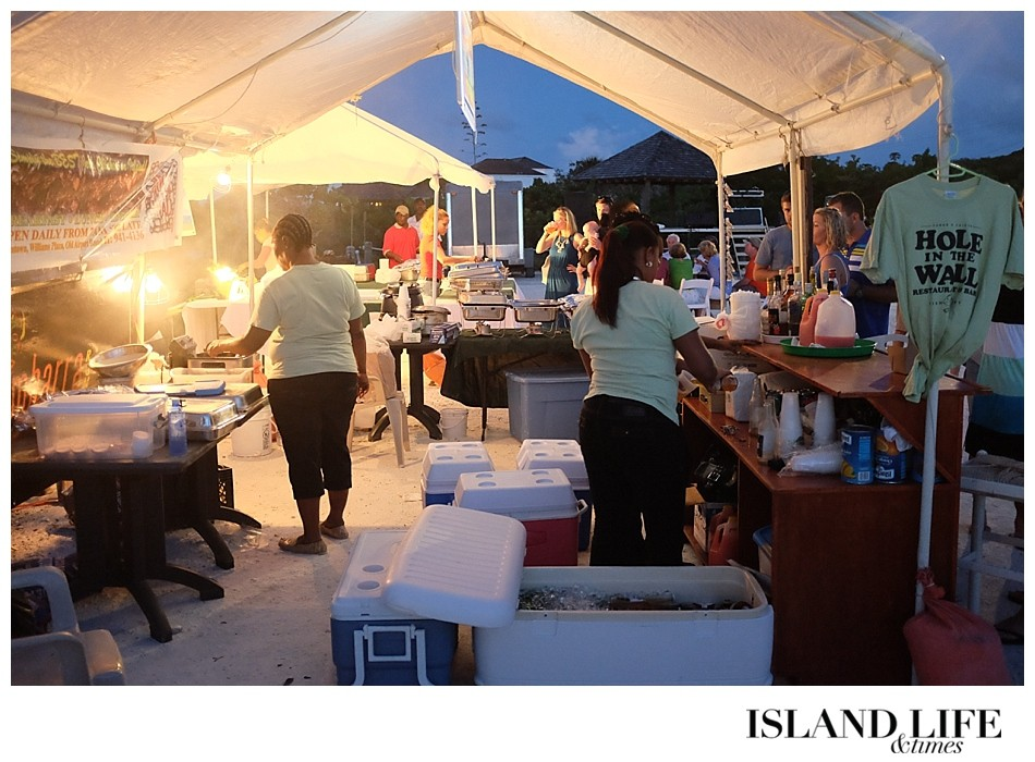 turks and caicos events fish fry