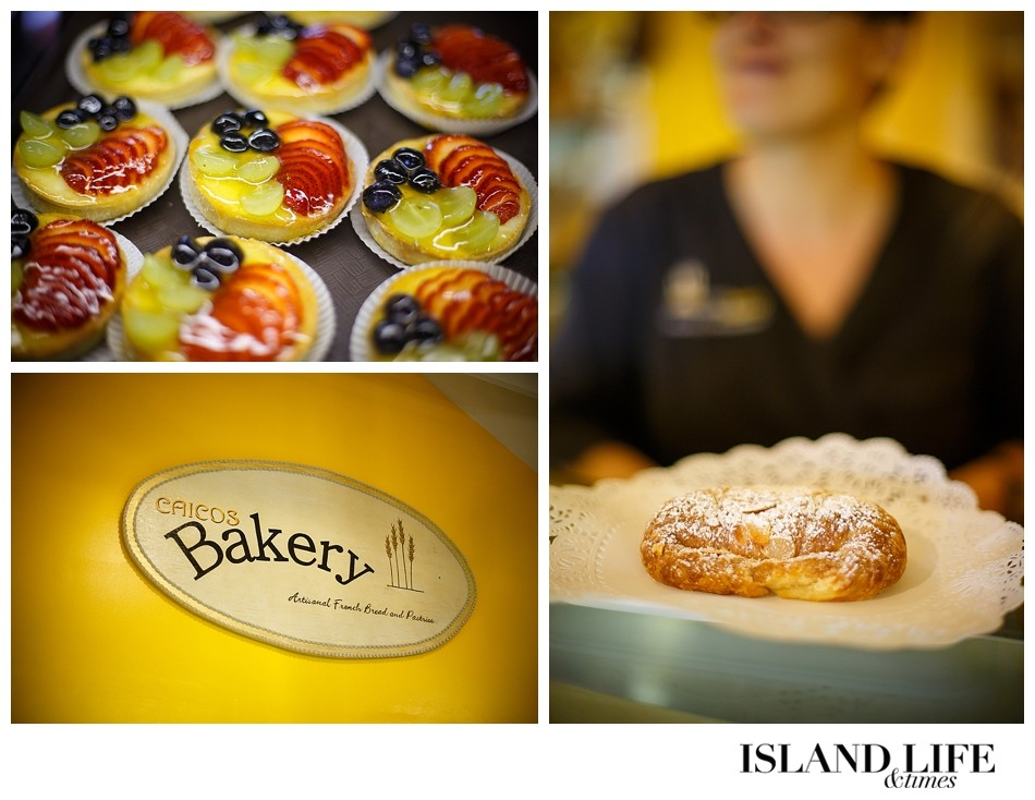 Caicos Bakery in Grace Bay Providenciales