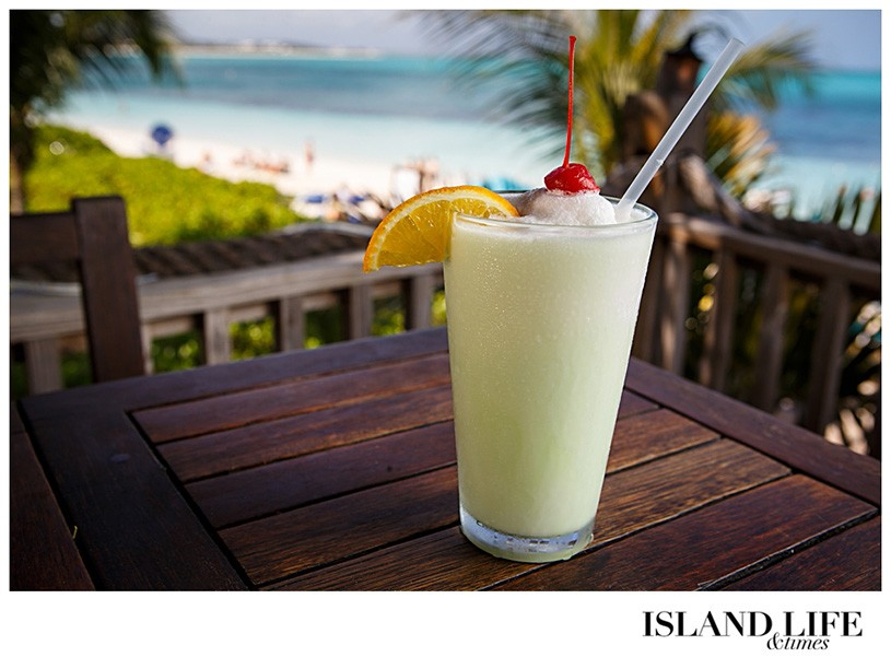 turks and caicos cocktails