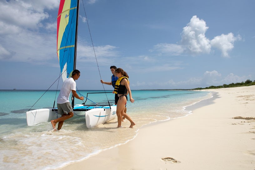 Fun watersport activities to try when you're on your honeymoon in Turks and Caicos