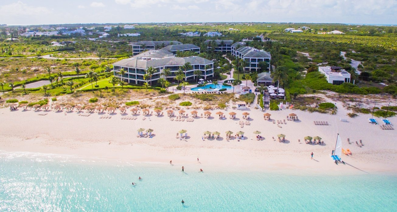 The Sands Resort Grace Bay Providenciales Turks And Caicos