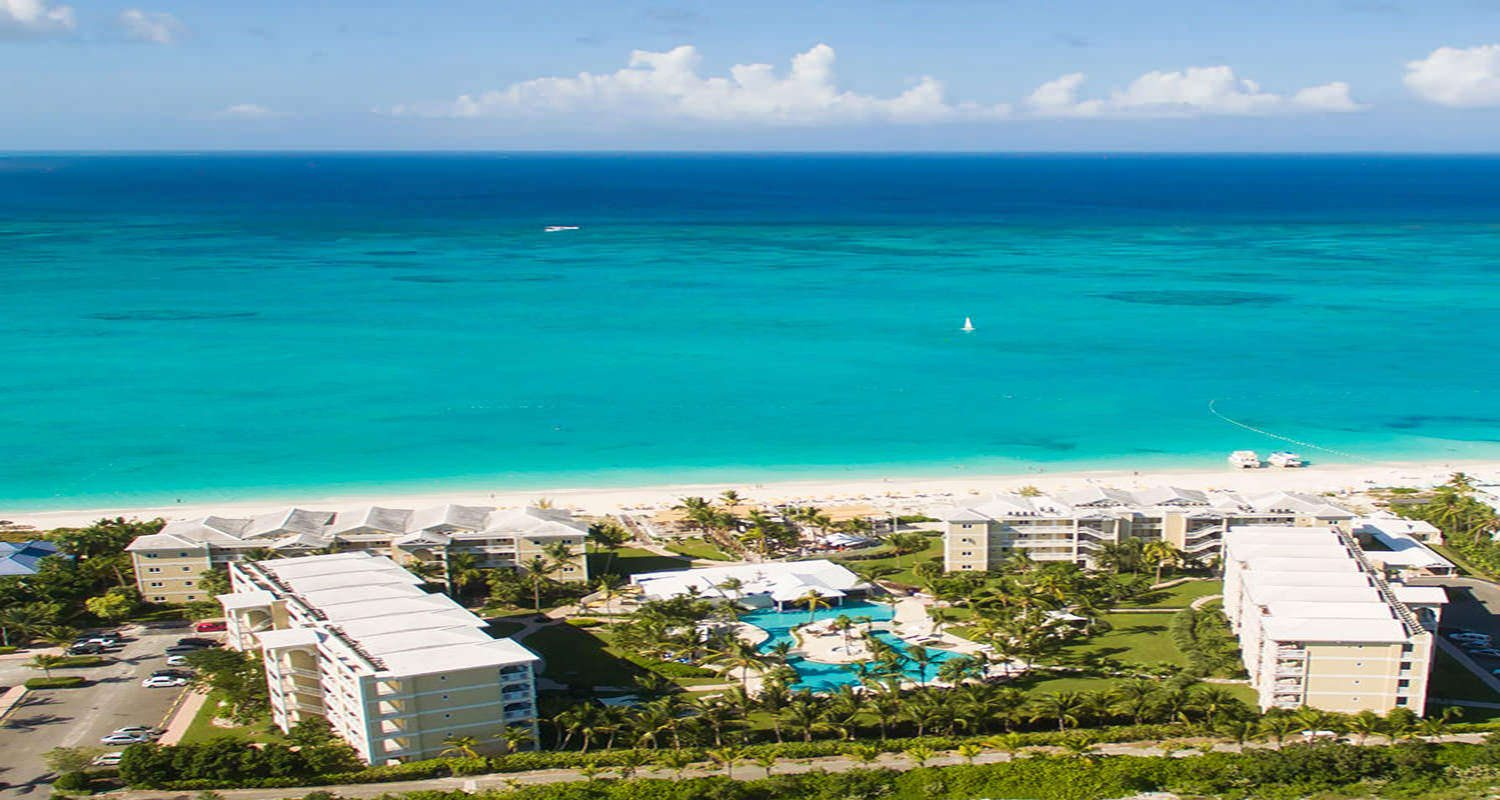 The Alexandra Resort Grace Bay - Providenciales - Turks & Caicos Islands