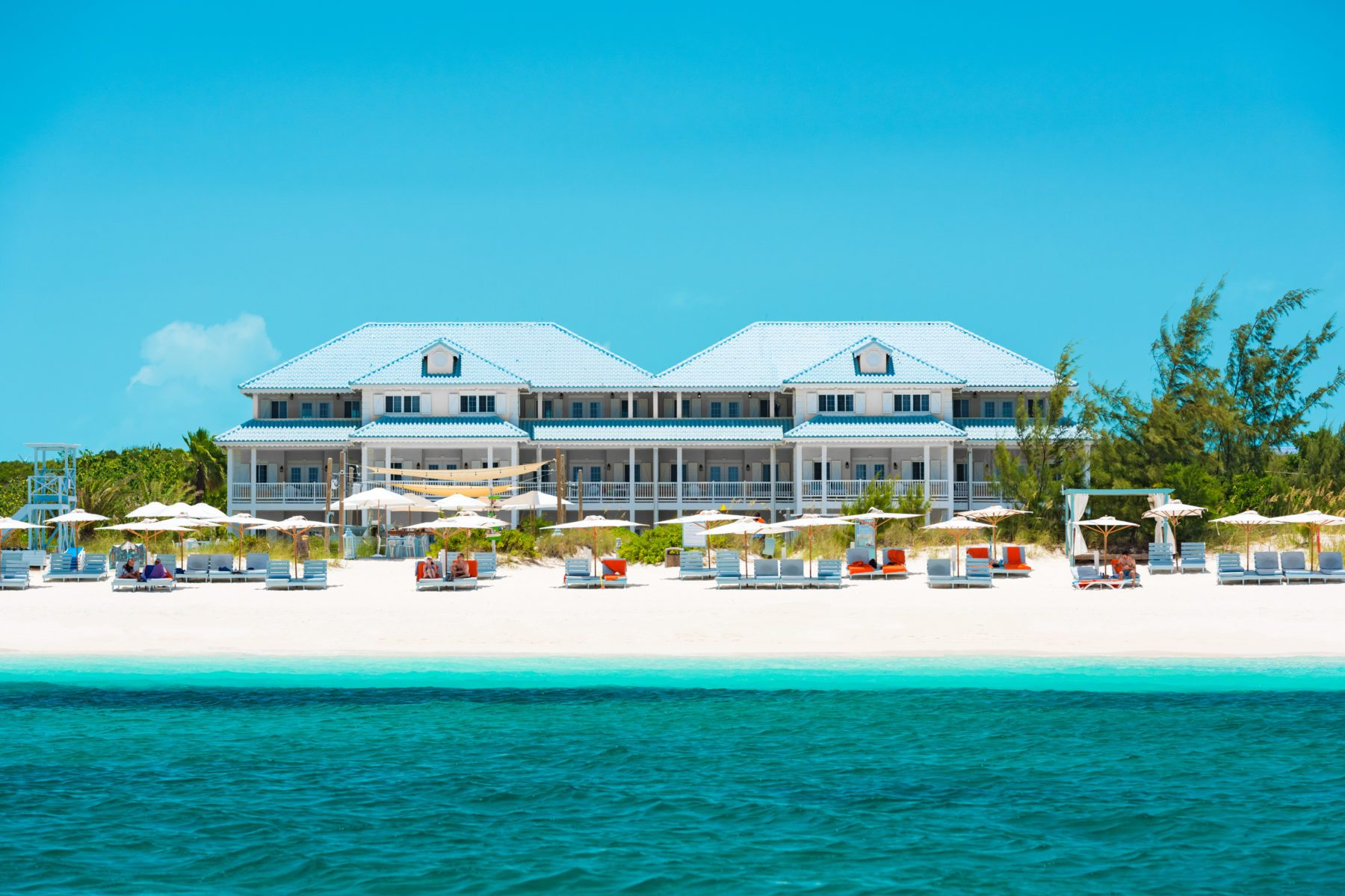Beaches Resort Turks And Caicos Restaurants