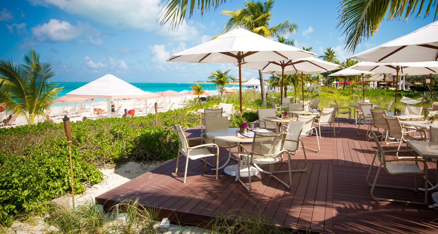 ocean club west resort - turks and caicos accommodation