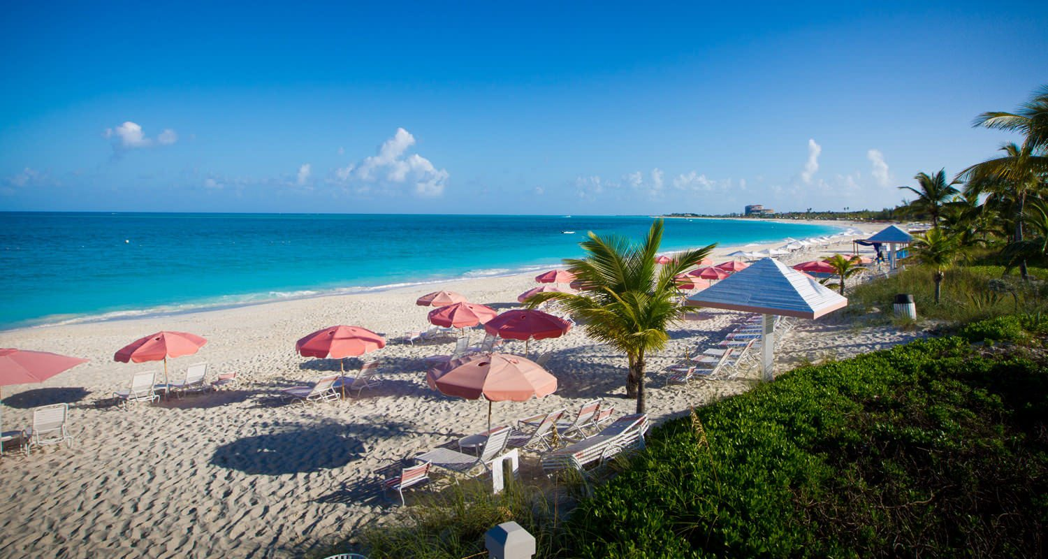 Ocean Club Resort - Grace Bay - Providenciales - Turks & Caicos Islands