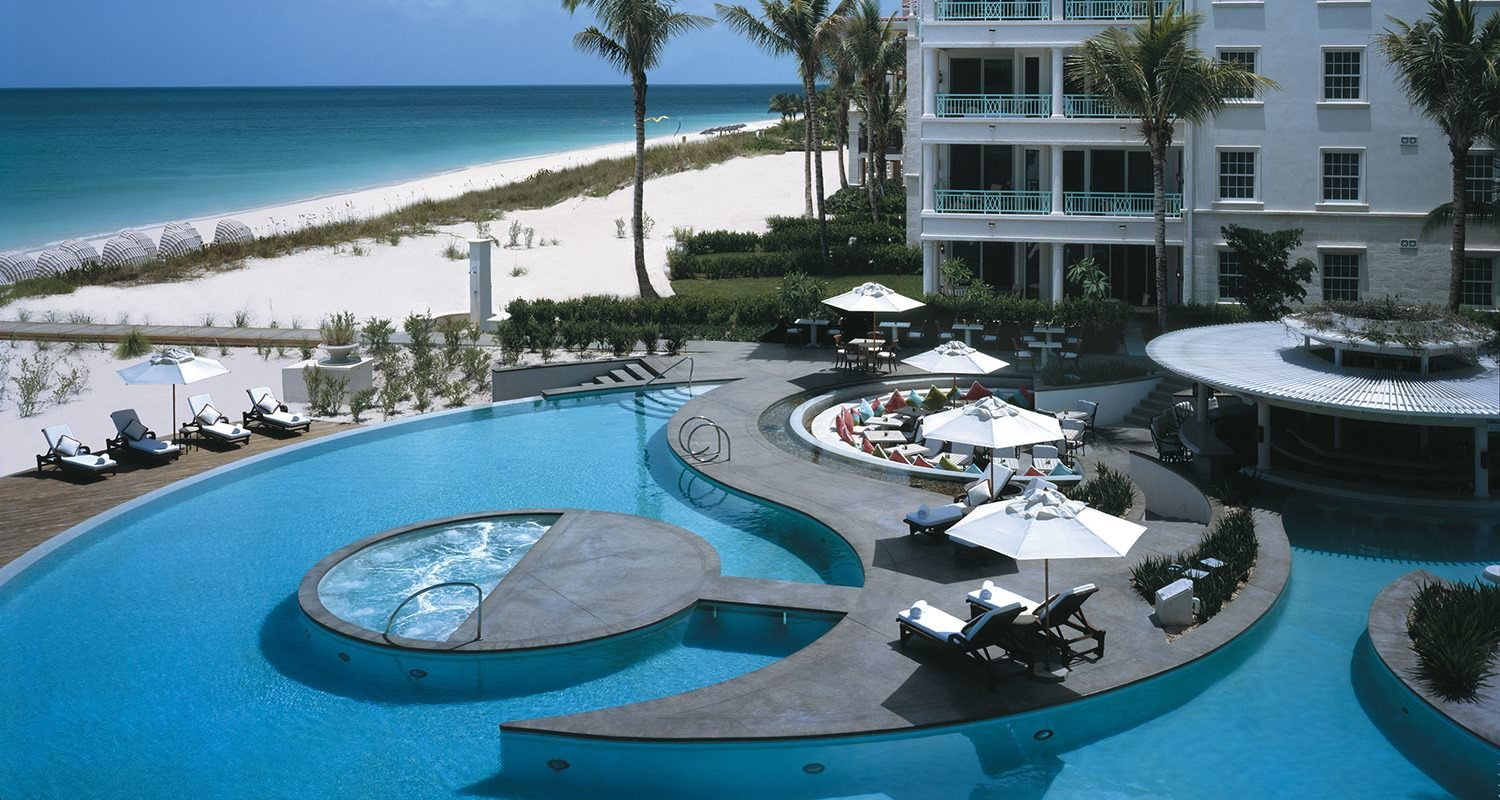 The Palms Resort Grace Bay - Providenciales - Turks & Caicos Islands