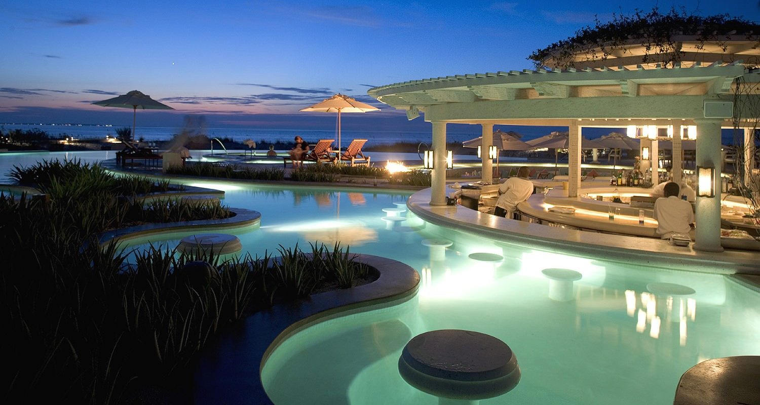 Regent Palms is a perfect choice if you're looking for full service beachfront luxury and a truly HEAVENLY spa