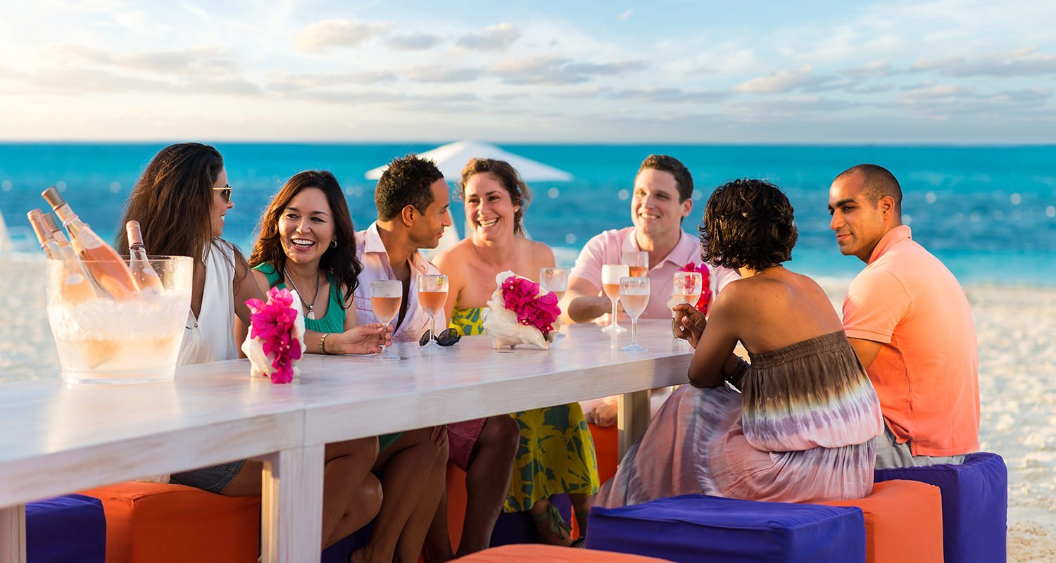 West Bay Club Turks and Caicos - Drift Restaurant