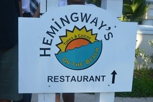Hemingway's on Grace Bay