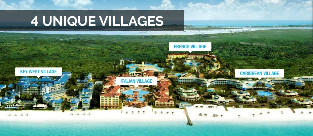 Beaches Turks And Caicos Map The Best Experiences at BEACHES All Inclusive Turks & Caicos Resort
