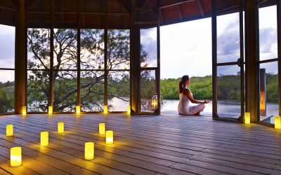 Achieving Inner Balance at Parrot Cay Spa