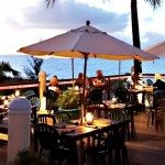 Enjoy some cool tunes by the beach at Hemingway's