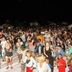 Put on your island dancing shoes at Fish Fry