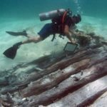 Read about the shipwreck Trouvadore