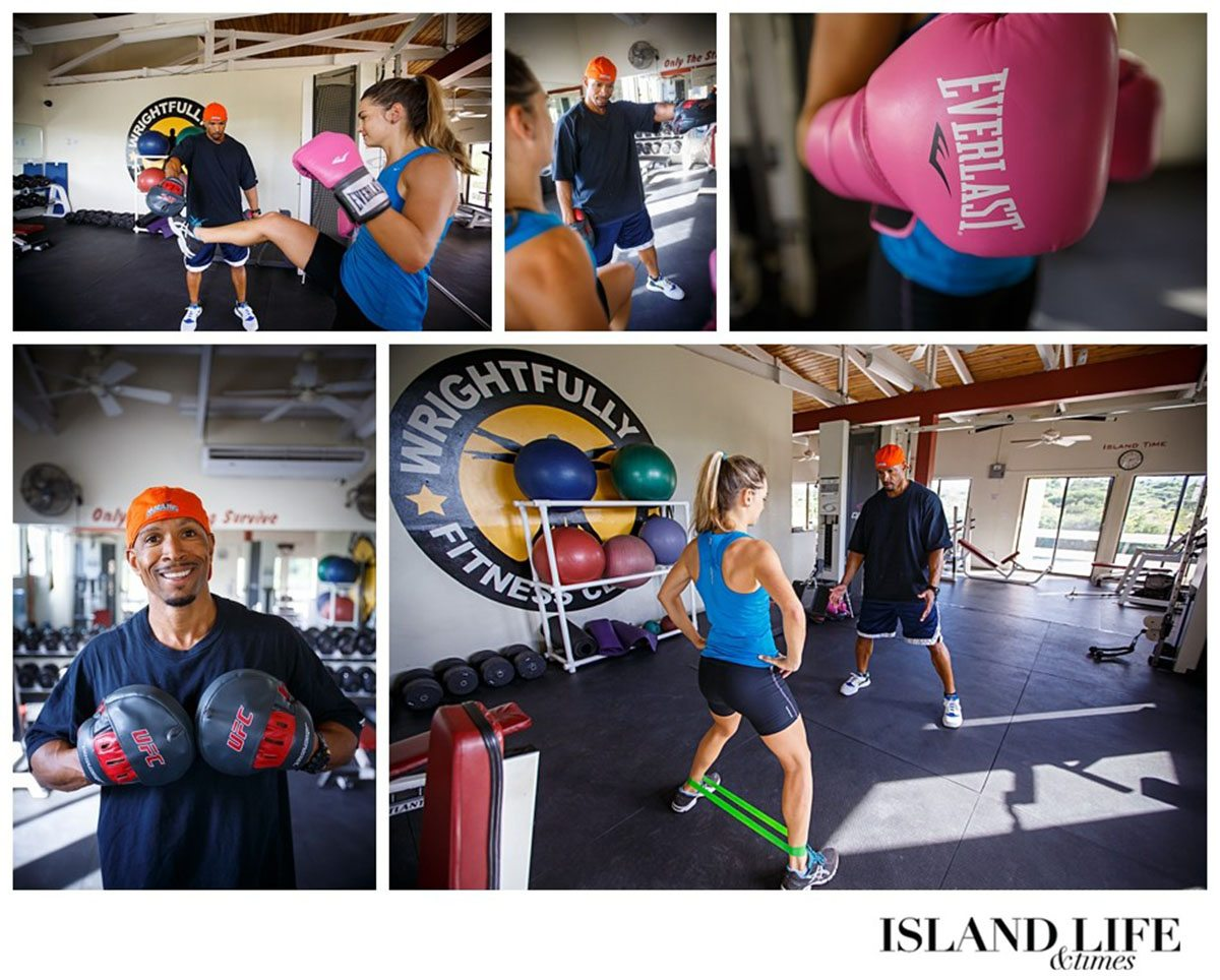 turks and caicos gym