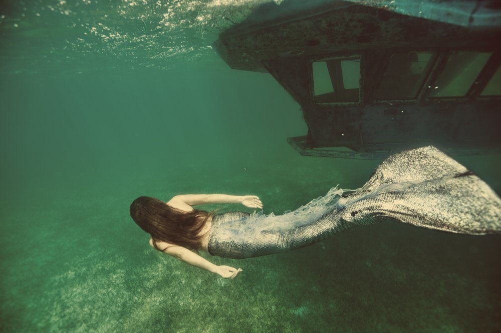 Josie – the Turks and Caicos mermaid