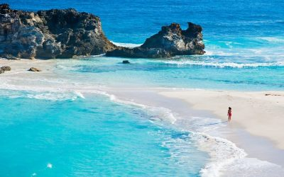 A day trip from Provo to North & Middle Caicos Islands