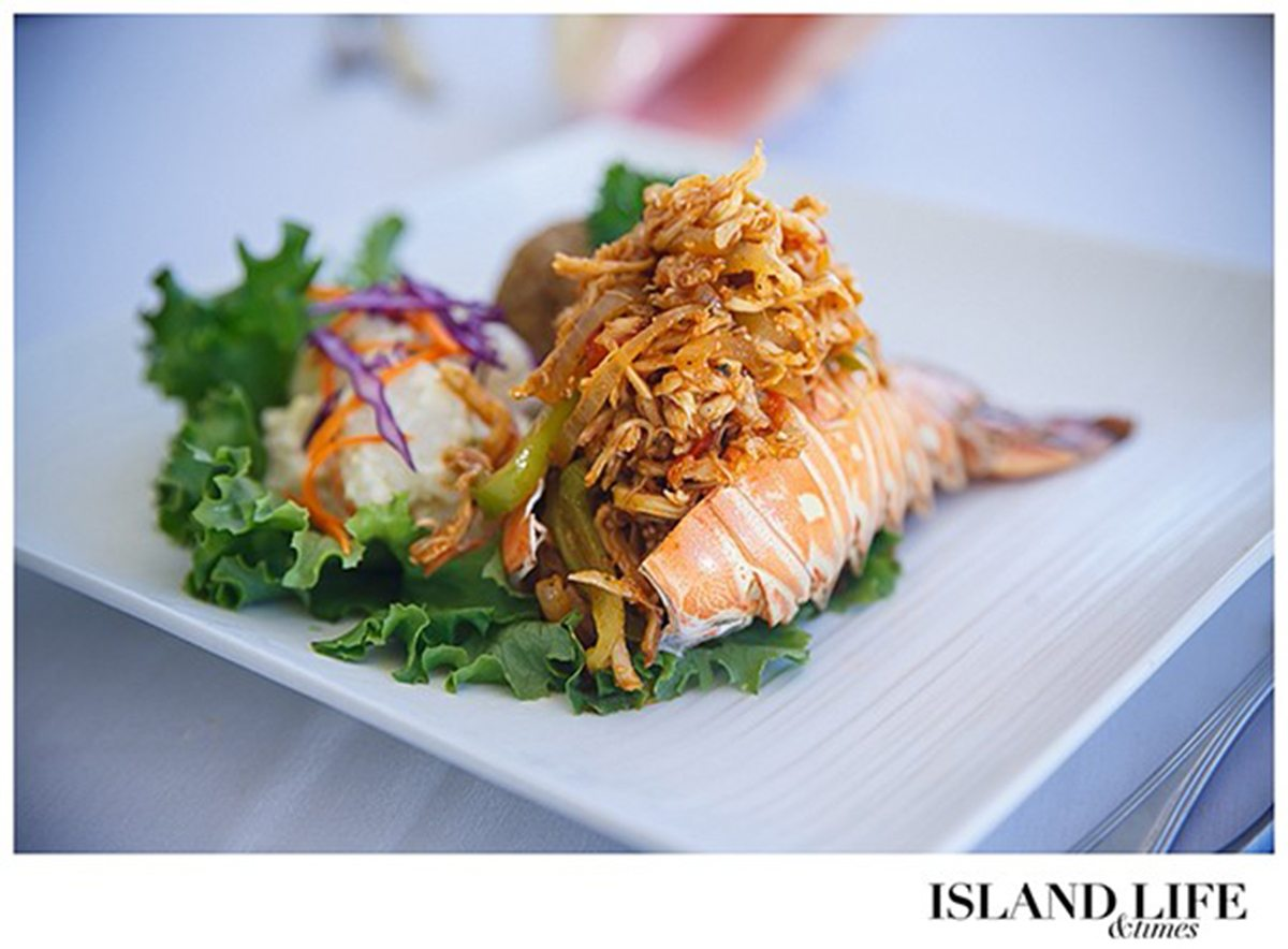 Local food in providenciales