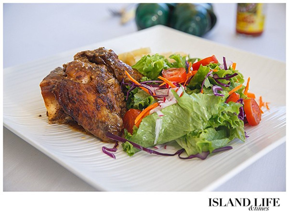 local food turks and caicos