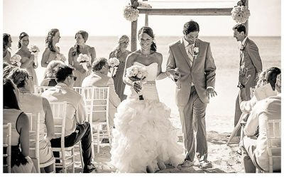 Wedding Pictures from Turks and Caicos