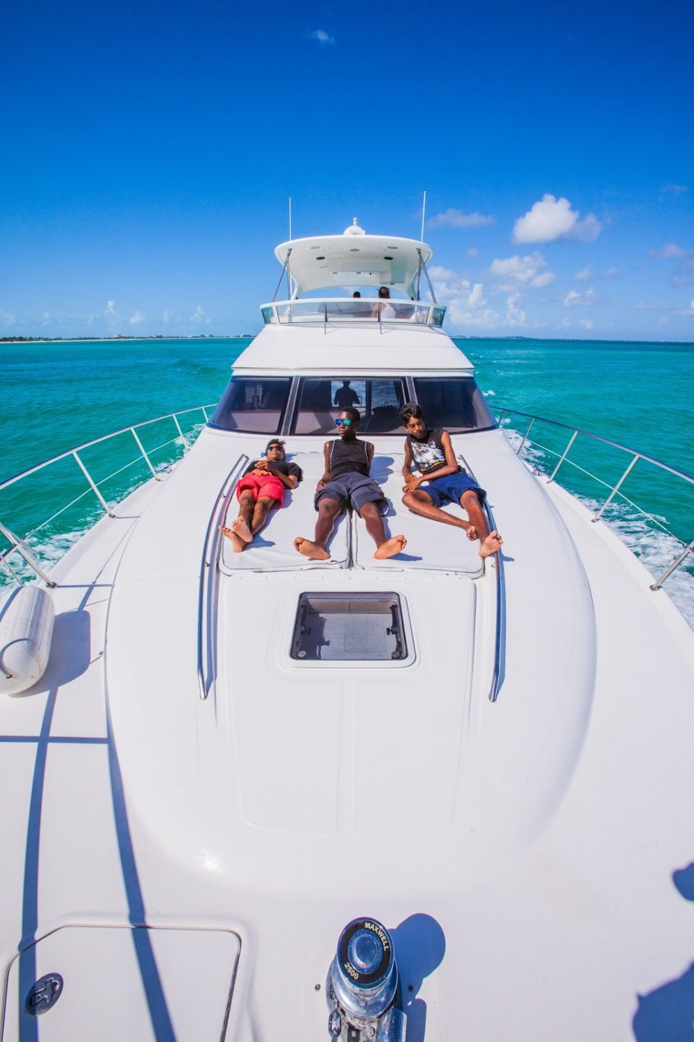 Private cruises in Turks and Caicos