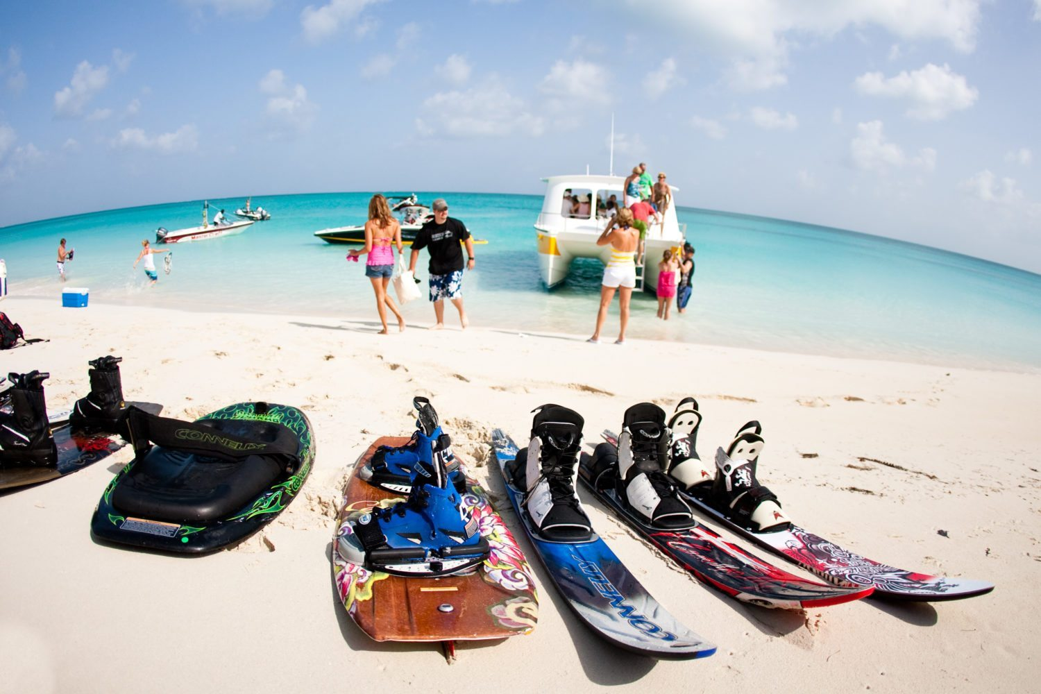 family activities on providenciales