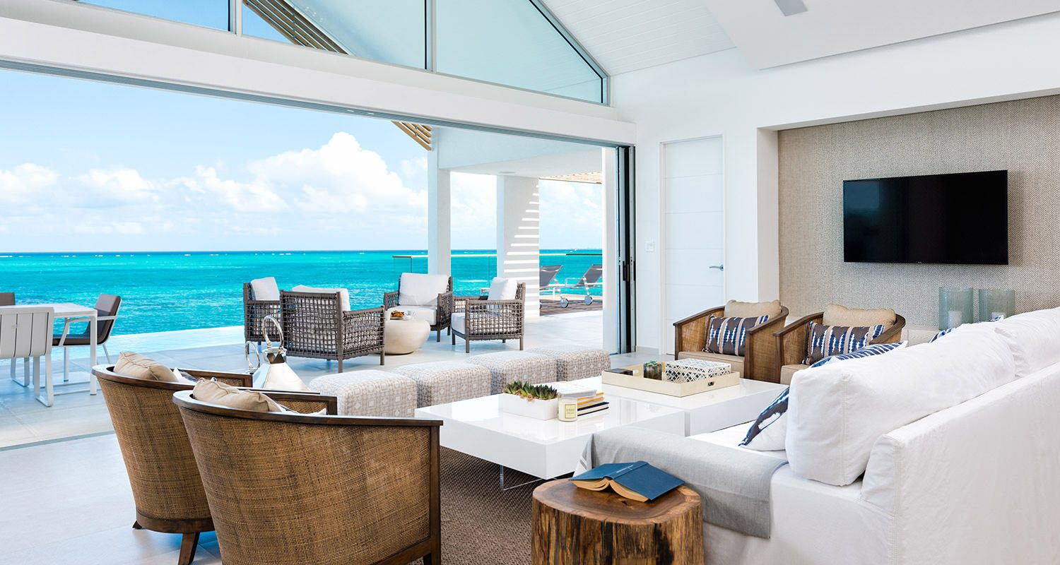 Beach Enclave Villa Turks and Caicos