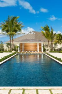 Shore Club Turks and Caicos Lap Pool