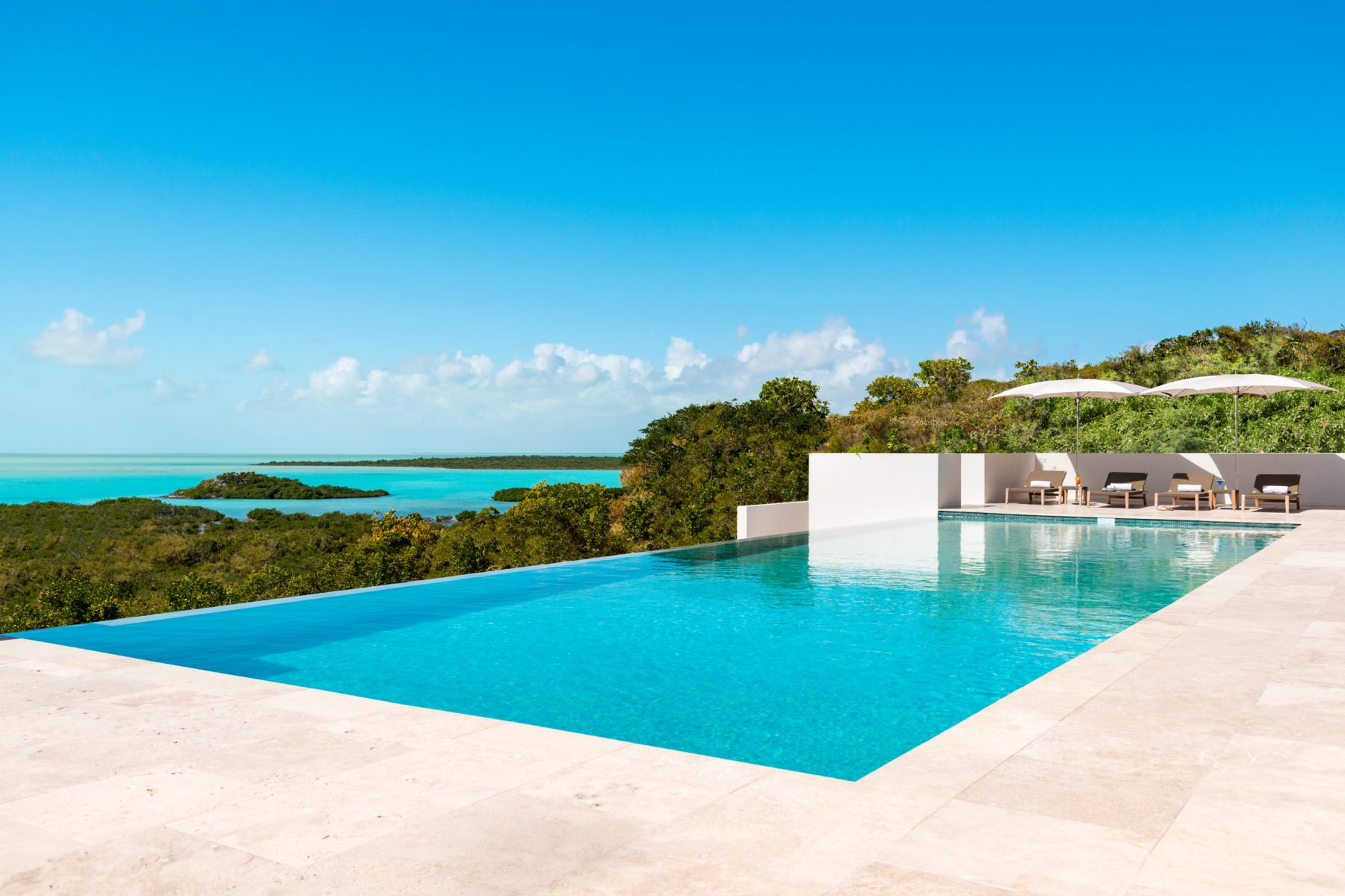 Infinity Pool at Great House