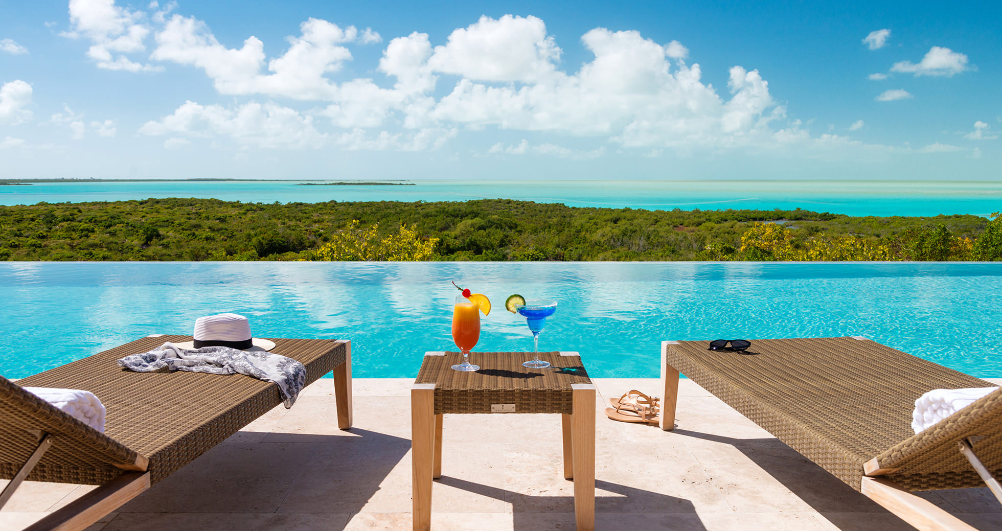 Fall Getaways with Flexible Booking Policies in Turks and Caicos