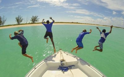 TOP THINGS TO DO WITH KIDS in the Turks and Caicos – a Must Read Interview with my two Island Boys