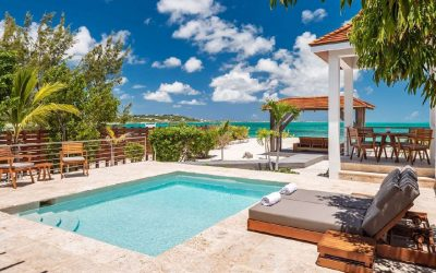 Private Beachfront Villas, Perfect for Couples